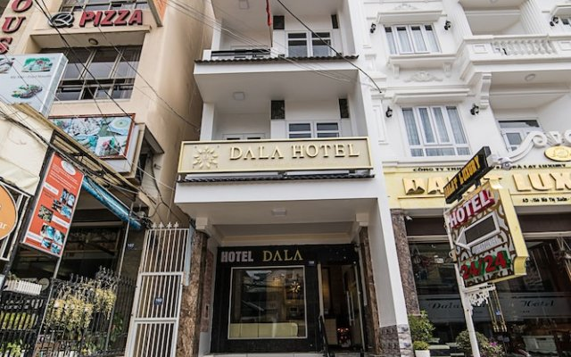 Dala Hotel Далат вид на фасад