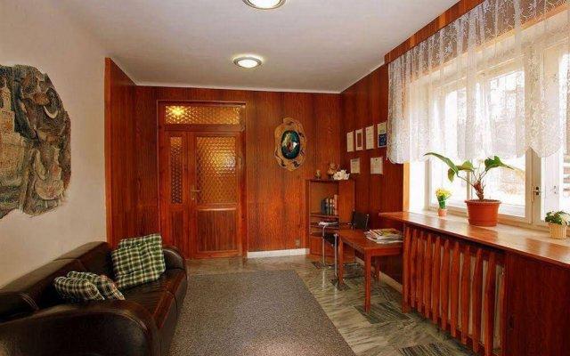 Отель Spa Hotel Jadran Чехия, Карловы Вары - отзывы, цены и фото номеров - забронировать отель Spa Hotel Jadran онлайн интерьер отеля