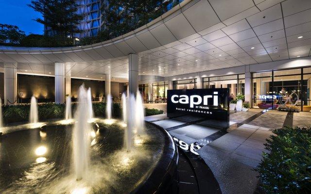 Capri by Fraser, Changi City Singapore