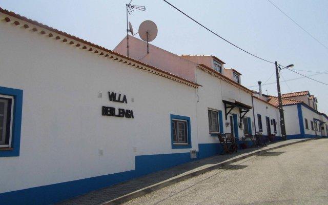 Отель Villa Berlenga вид на фасад