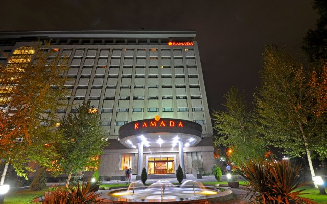 Рамада Ташкент