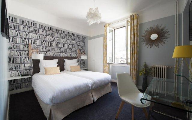 Отель Hôtel Des Batignolles Франция, Париж - 10 отзывов об отеле, цены и фото номеров - забронировать отель Hôtel Des Batignolles онлайн комната для гостей