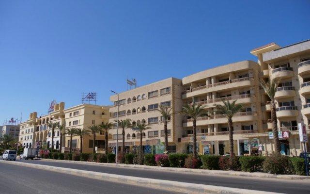 Отель Seashore Homes вид на фасад