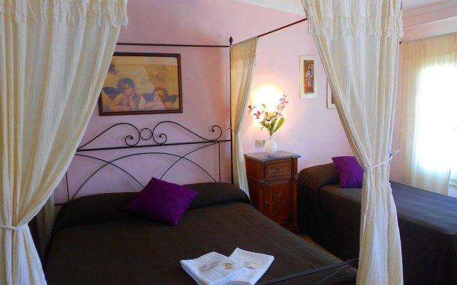 Отель Sampaoli Италия, Флоренция - отзывы, цены и фото номеров - забронировать отель Sampaoli онлайн комната для гостей
