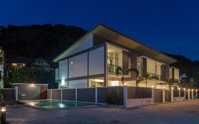 Отель Kata Hill View Villas by Kata Sea View Villas вид на фасад