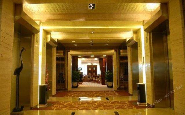 Shenzhen Easun North Hotel (ex. Norinco Hotel) Шэньчжэнь вид на фасад