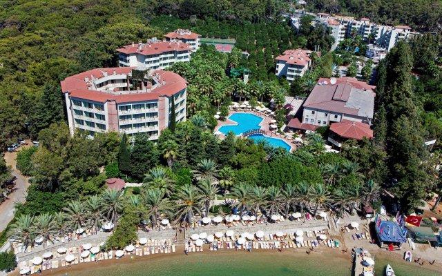 Alara Park Hotel пляж
