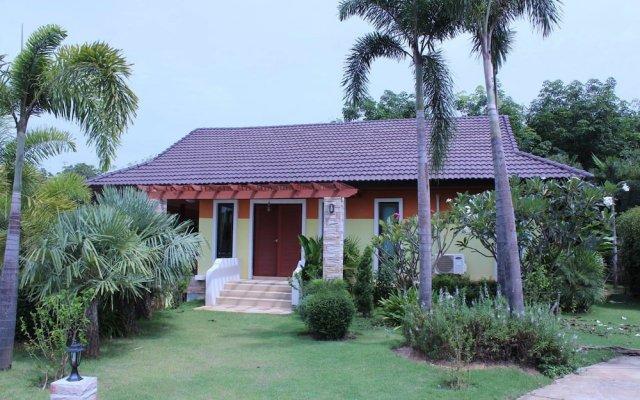 Отель My Lanta Village Ланта вид на фасад