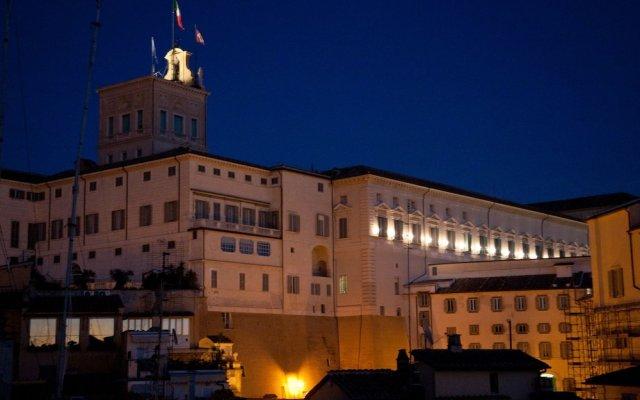 Отель Casa Modelli вид на фасад