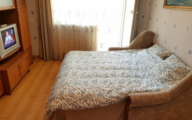 Гостиница DeLuxe Apartment Grina 34 в Москве отзывы, цены и фото номеров - забронировать гостиницу DeLuxe Apartment Grina 34 онлайн Москва комната для гостей