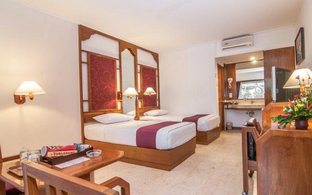 Отель Bounty Бали комната для гостей