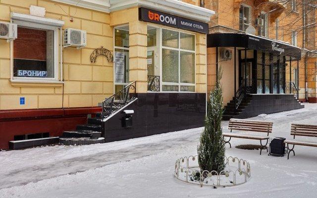 Мини-Отель URoom вид на фасад