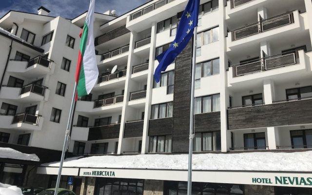 Отель Neviastata Болгария, Левочево - отзывы, цены и фото номеров - забронировать отель Neviastata онлайн вид на фасад