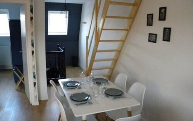 Apartment Lille - Proche Métro - Stationnement Gratuit 0