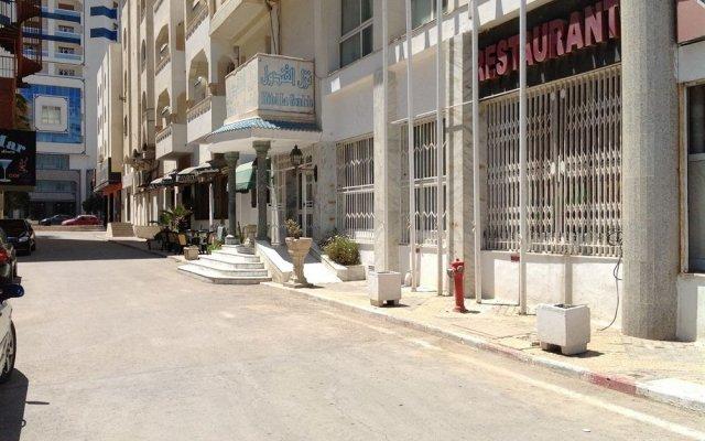 Отель La Gondole Сусс вид на фасад
