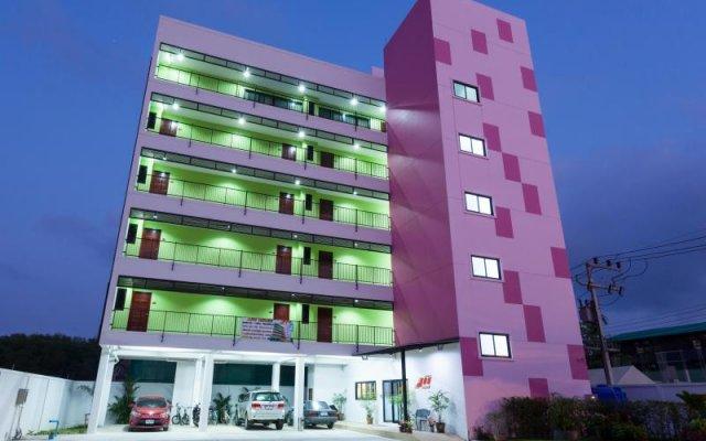 Отель JJW House Таиланд, пляж Май Кхао - 1 отзыв об отеле, цены и фото номеров - забронировать отель JJW House онлайн вид на фасад