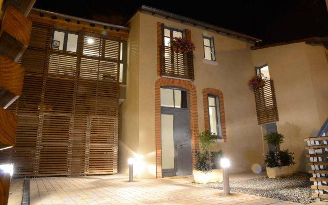 Отель Le Clos des Salins Франция, Тулуза - отзывы, цены и фото номеров - забронировать отель Le Clos des Salins онлайн вид на фасад