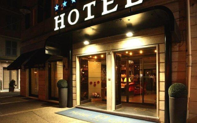 Отель Galles Италия, Генуя - отзывы, цены и фото номеров - забронировать отель Galles онлайн вид на фасад