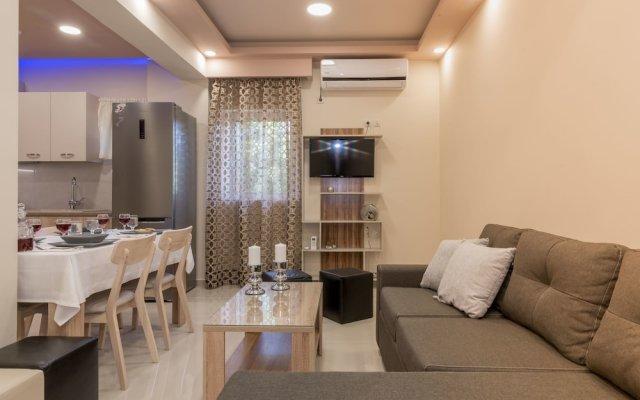 Отель El Barco Luxury Suites Греция, Аргасио - отзывы, цены и фото номеров - забронировать отель El Barco Luxury Suites онлайн вид на фасад