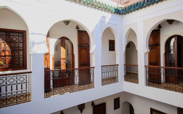 Отель Riad Clefs d'Orient Марокко, Марракеш - отзывы, цены и фото номеров - забронировать отель Riad Clefs d'Orient онлайн вид на фасад