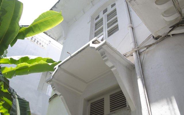 Отель French Villa In Saigon Centre вид на фасад