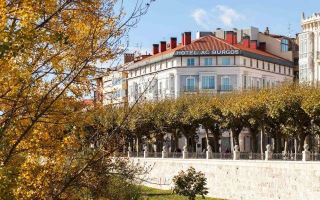 AC Hotel Burgos by Marriott вид на фасад