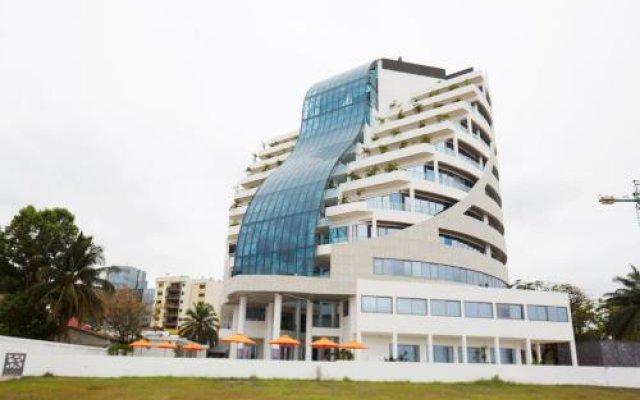 Отель Elbo Suites Республика Конго, Браззавиль - отзывы, цены и фото номеров - забронировать отель Elbo Suites онлайн вид на фасад
