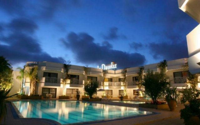 Отель Le Dawliz Hotel & Spa Марокко, Схират - отзывы, цены и фото номеров - забронировать отель Le Dawliz Hotel & Spa онлайн вид на фасад