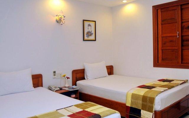 Nang Bien Hotel комната для гостей