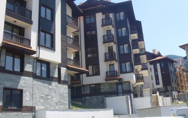 Отель Royal Park Apartments Болгария, Банско - отзывы, цены и фото номеров - забронировать отель Royal Park Apartments онлайн вид на фасад
