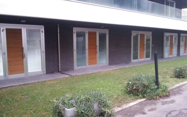 Hotel Principe di Piemonte вид на фасад