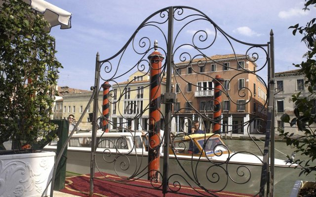 Hotel Principe вид на фасад