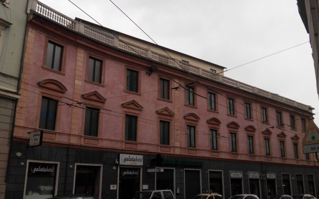 Hotel Galata вид на фасад