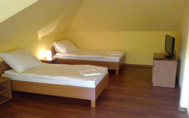 Отель Villa Targowa Польша, Познань - отзывы, цены и фото номеров - забронировать отель Villa Targowa онлайн комната для гостей