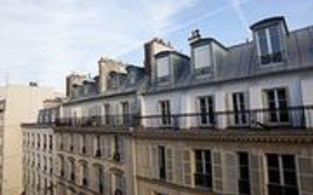 Отель Andrea Франция, Париж - отзывы, цены и фото номеров - забронировать отель Andrea онлайн вид на фасад