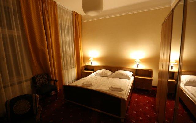 Отель Palacky Чехия, Карловы Вары - 1 отзыв об отеле, цены и фото номеров - забронировать отель Palacky онлайн комната для гостей