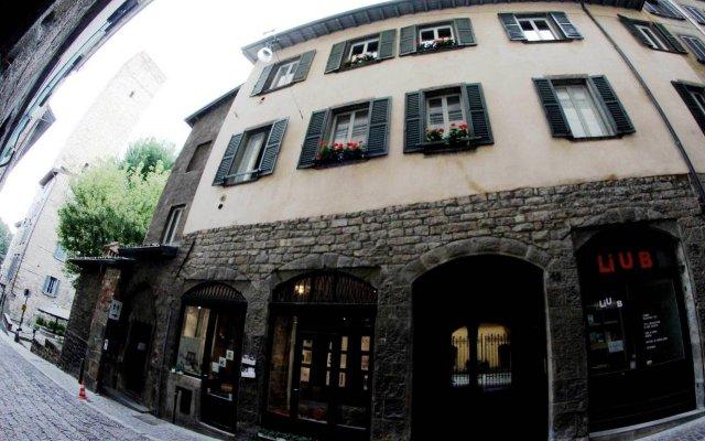 Отель Casa Mario Lupo Италия, Бергамо - отзывы, цены и фото номеров - забронировать отель Casa Mario Lupo онлайн вид на фасад