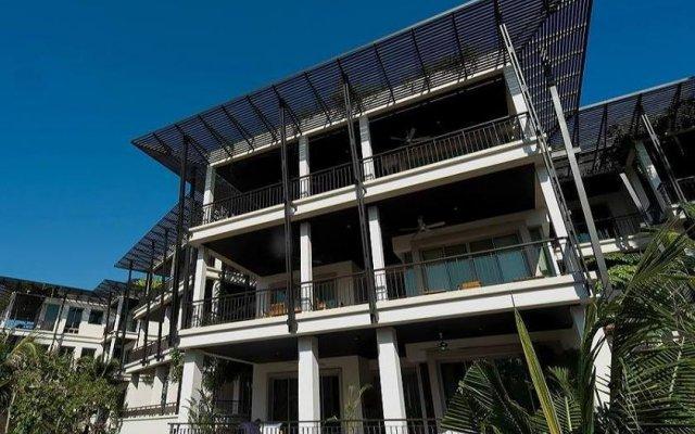 Апартаменты Kata Gardens Luxury Apartments вид на фасад