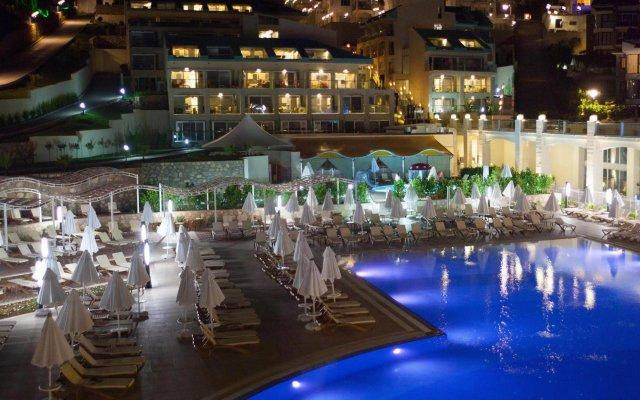 Orka Sunlife Resort & Spa Турция, Олудениз - 3 отзыва об отеле, цены и фото номеров - забронировать отель Orka Sunlife Resort & Spa онлайн вид на фасад