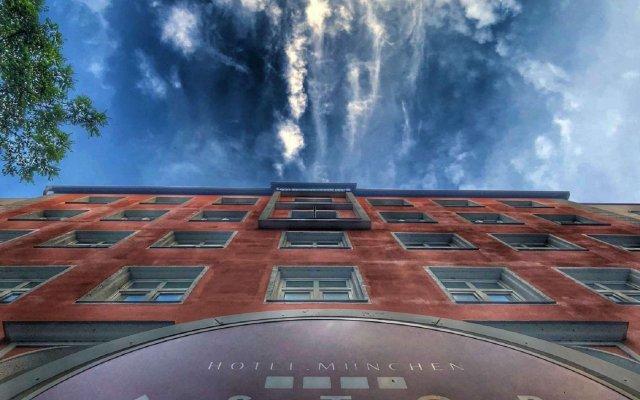 Отель Astor Германия, Мюнхен - 2 отзыва об отеле, цены и фото номеров - забронировать отель Astor онлайн вид на фасад
