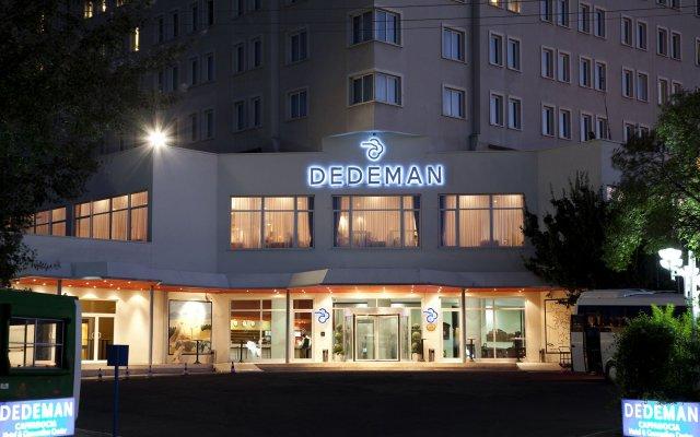Dedeman Cappadocia Hotel & Convention Center Турция, Невшехир - отзывы, цены и фото номеров - забронировать отель Dedeman Cappadocia Hotel & Convention Center онлайн вид на фасад
