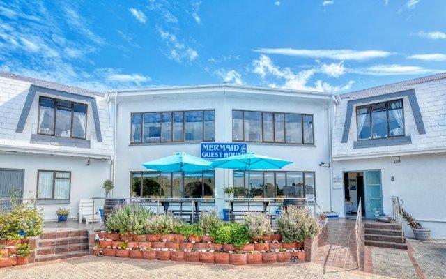 Отель Mermaid Guest House вид на фасад
