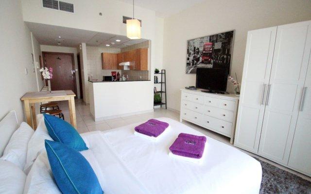 Отель Kennedy Towers - Marina View комната для гостей