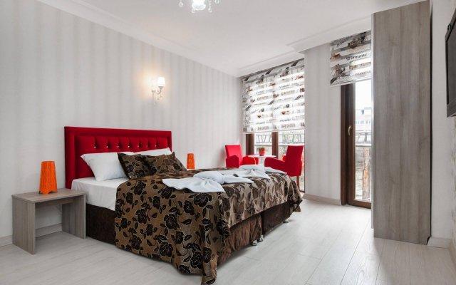 Отель Galata Melling комната для гостей