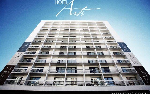 Отель Arts Канада, Калгари - отзывы, цены и фото номеров - забронировать отель Arts онлайн вид на фасад