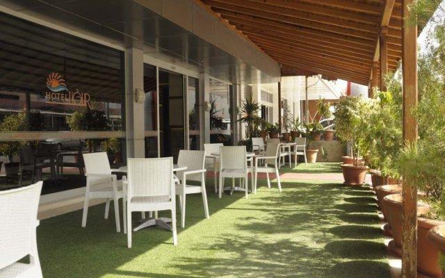 Отель Ugur Otel вид на фасад