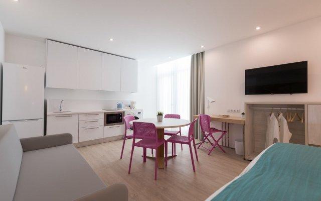 Отель Hc Luxe Санта Лючия комната для гостей
