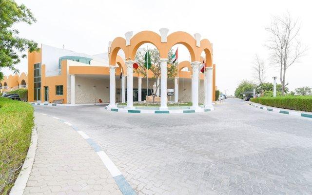 Capital O 234 Tulip Inn Al Rahba 2