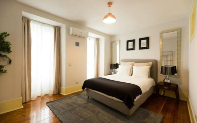 Отель Olá Lisbon - Rato III комната для гостей