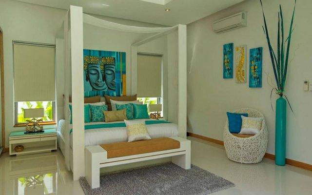 Отель Baannaraya Exclusive Pool Villa Residence комната для гостей